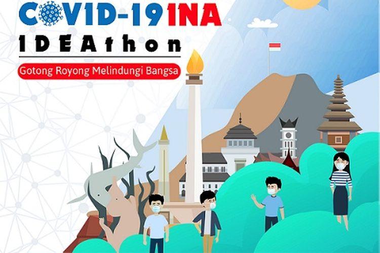 Lewat Covid-19 InaIDEAthon, Kemristek Undang Masyarakat Berkontribusi Lawan Virus Corona