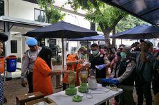 Polisi Blender Narkoba yang Diamankan dari Dua Kurir