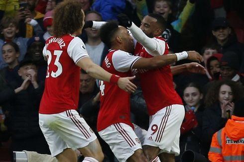 Link Live Streaming Arsenal Vs Brighton, Kickoff 03.15 WIB
