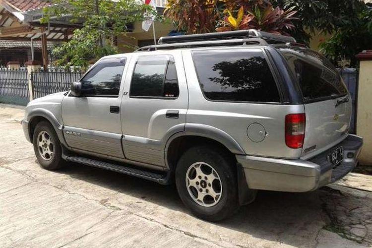 Ilustrasi Chevrolet Blazer bekas