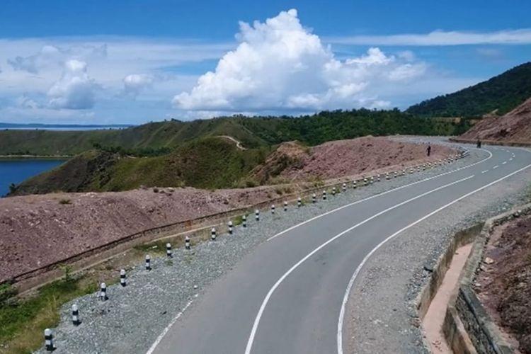 Jalan Trans Papua Barat