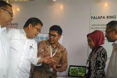 Jokowi Resmikan Aplikasi Ponsel dan Platform Dagang untuk Petani