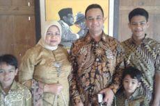 Keluarga Yakin Anies Baswedan Tak Akan Terlibat Korupsi
