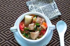 Yuk Intip Cara Masak Sup Singkong di Live Cooking Instagram @my.foodplace