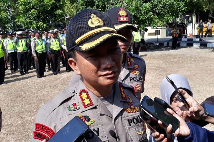 Kapolresta Surakarta, AKBP Andy Rifai.
