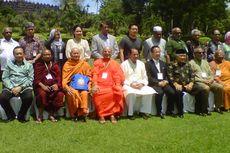 Di Borobudur, Tokoh Islam dan Buddha Dunia Deklarasi Tolak Ekstremisme Agama