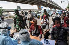 PPKM di Bekasi, 120 Orang Ditegur karena Tak Pakai Masker, Tempat Hiburan Ditutup Sementara