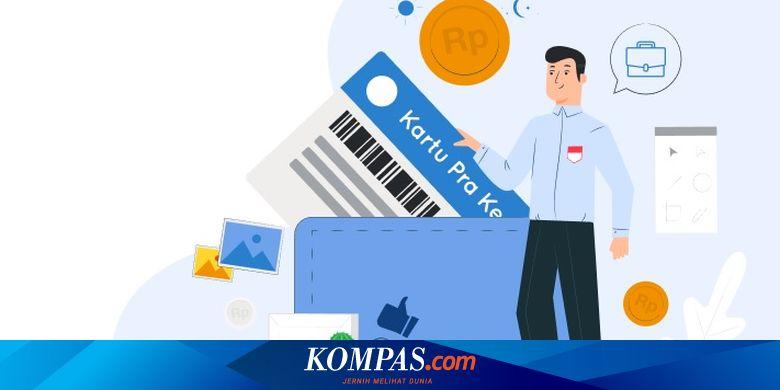 Populer Money Kartu Prakerja Gelombang 10 Lowongan Kerja Taspen Halaman All Kompas Com