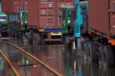 Rel Terendam, Kereta ke Kampung Bandan Tidak Beroperasi