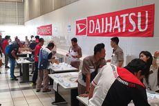 Daihatsu Obral Oli dan Suku Cadang Untuk Komunitas