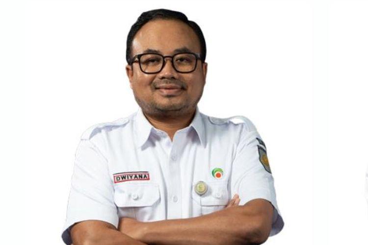 Direktur Utama PT Kereta Cepat Indonesia China (KCIC), Dwiyana Slamet Riyadi.