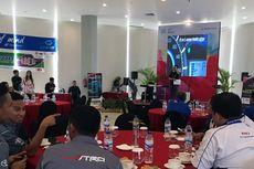 Kampanye Keselamatan Berkendara Velozity Tiba di Makassar