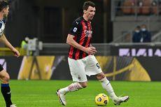 AC Milan Rilis Skuad untuk Derby della Madonnina, Mandzukic dan Bennacer