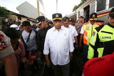 Menhub Minta Evakuasi Kereta Anjlok di Bogor Selesai Malam Ini
