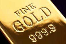 Naik Lagi, Harga Emas Dunia Kokoh di Level Tertinggi 6 Bulan