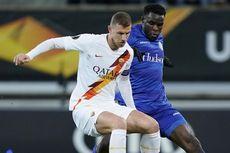Gent Vs Roma - Bermain Imbang, Giallorossi Tembus Babak 16 Besar Liga Europa