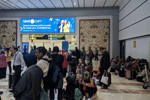 Pengunjung Kini Boleh Masuk Area Check-In Terminal 2 Bandara Soekarno-Hatta