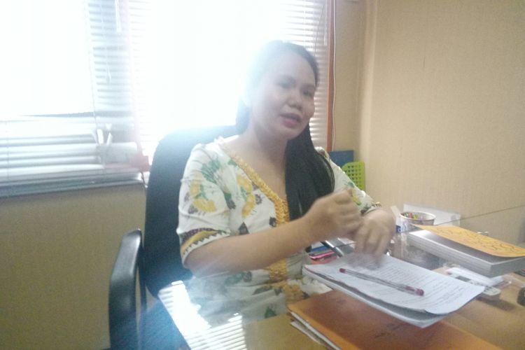 Psikolog Pamela Anggia Dewi