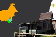 Rumah Banjar Khas Kalimantan Selatan