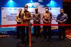 Proyek KA Makassar-Parepare, Menhub: Pertama Kalinya KA Libatkan Swasta