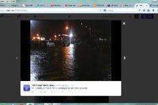 Hujan Sebentar, Beberapa Ruas Jalan Jakarta Tergenang Air