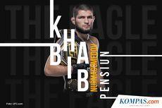 Khabib Nurmagomedov Tinggalkan Lubang Besar di UFC