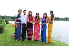 Inya Lake, Tempat