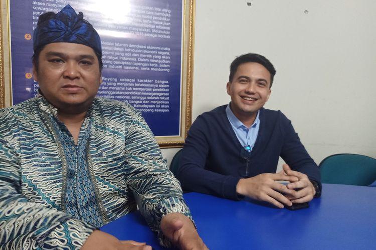 Sahrul Gunawan mendaftarkan diri sebagai bakal calon bupati atau wakil bupati Bandung ke Partai Nasdem. Hari ini, Rabu (5/11/2019), Sahrul memaparkan visi dan misi di kantor DPW Partai Nasdem Jawa Barat, Jalan Cipaganti, Kota Bandung.