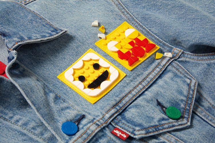 Lego x Levis Collection