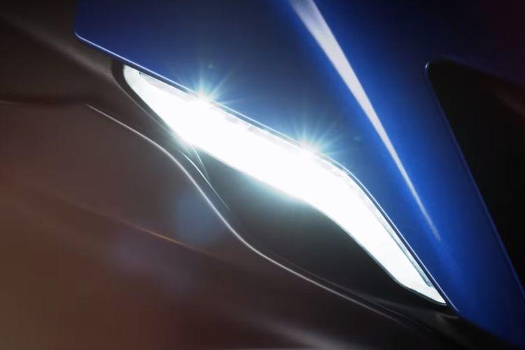Teaser Yamaha YZF-R7