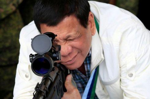 Duterte Ingin Bentuk Skuad Pembunuh untuk Serang Anggota Komunis