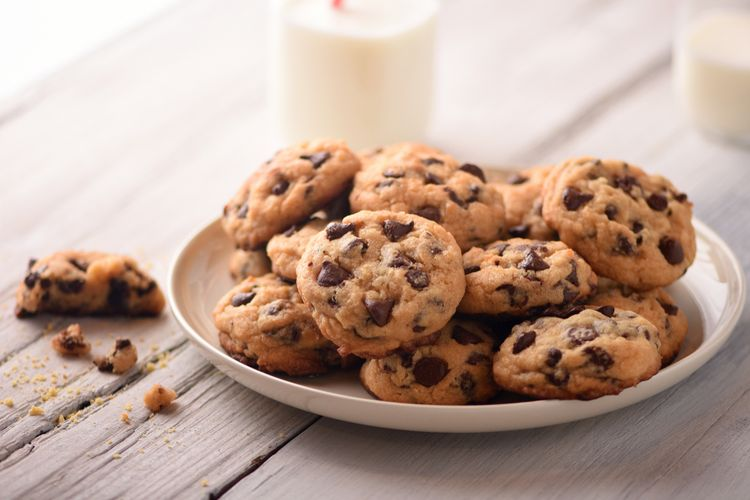 Ilustrasi cookies.