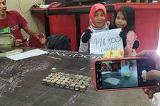 Tiga Bocah SD di Makassar Sumbang Uang Celengan untuk Beli APD Tenaga Medis