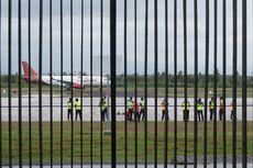 Erupsi Gunung Raung Berkurang, Bandara Banyuwangi Kembali Dibuka