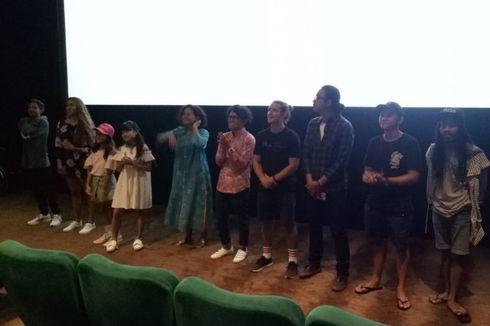 Para Bintang Kulari ke Pantai Temui Fans di Bali