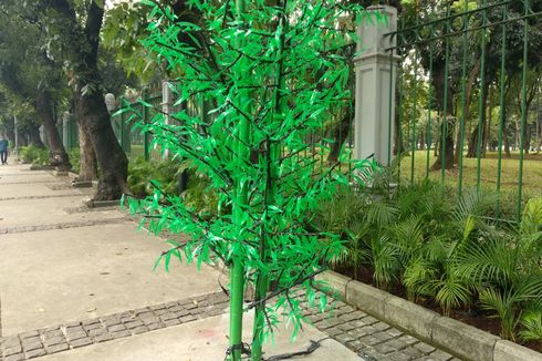 Blunder Pohon Plastik di Jakarta...