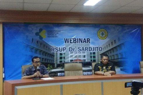 Dua Perawat RSUP Dr Sardjito Yogyakarta Positif Corona