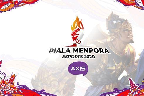 Delapan Tim Esports Lolos ke Grand Final Piala Menpora Esports 2020