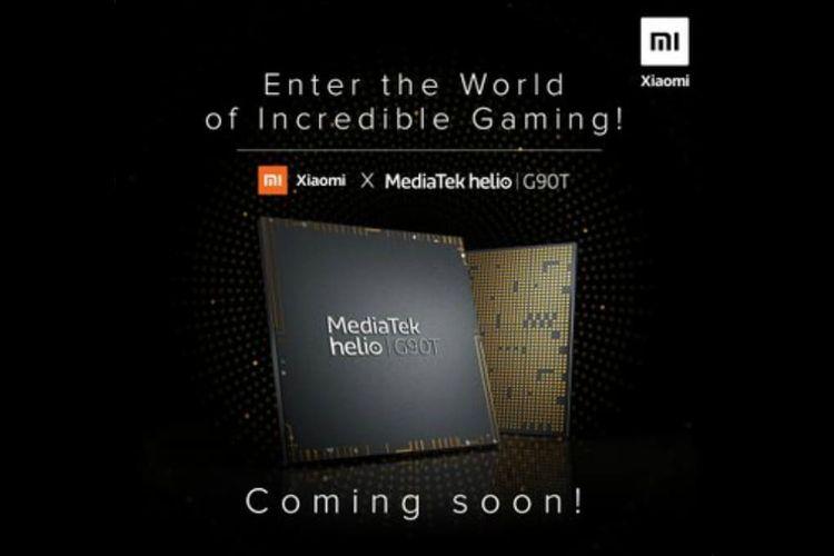 Ilustrasi poster ponsel gaming Redmi yang dijanjikan akan segera meluncur.