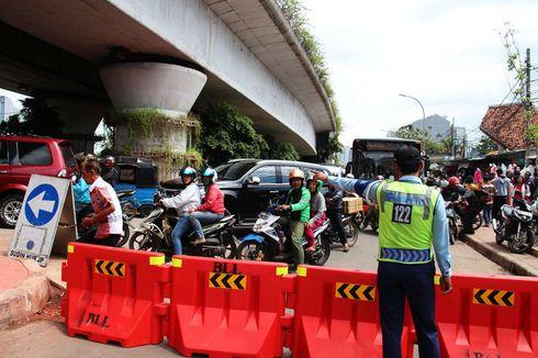 Polisi Selidiki Dugaan Pidana Penutupan Jalan Jatibaru Tanah Abang