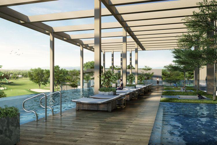 Jababeka Residence menggandeng mitra kerjanya asal Jepang, Creed Group, untuk menggarap Kawana 2 Concierge Golf Apartment sebagai proyek lanjutan kerjasama pengembangan proyek hunian vertikal segmen premium di kawasan Jababeka.