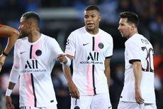 Trio MNM Belum Padu, Mbappe Cuma Sekali Kirim Umpan ke Messi