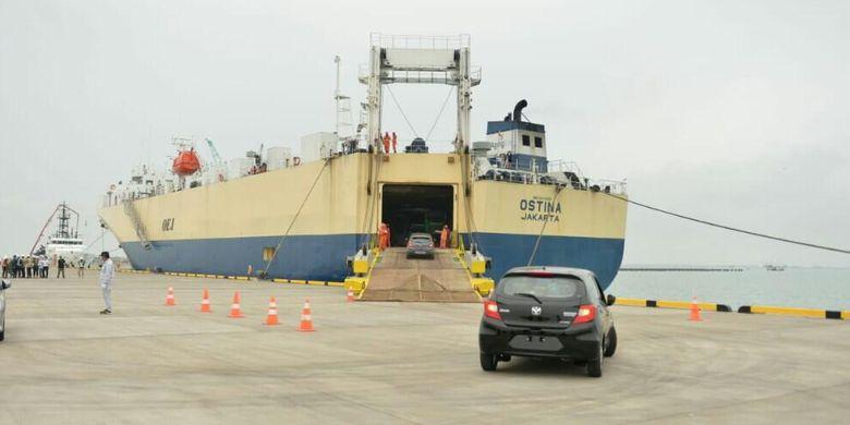 Sedang Viral, Pelabuhan Patimban Resmi Beroperasi, Jokowi Minta Semua Pihak Memaksimalkannya
