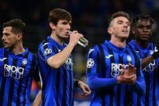 Juventus Vs Atalanta, Rekor Tandang La Dea Meyakinkan