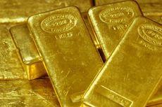 Jelang Akhir Pekan, Harga Jual Emas Antam Stagnan