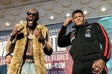 Jadwal Duel Kelas Berat WBC Wilder Vs Ortiz II, Live di MolaTV