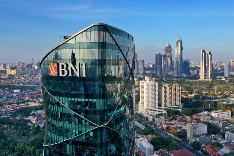 Gedung kantor pusat Bank Negara Indonesia