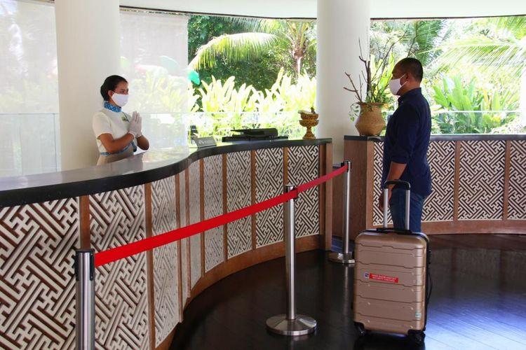 Kemenparekraf mendorong industri pariwisata untuk mengantisipasi minat wisatawan yang akan lebih mengedepankan faktor kebersihan, kesehatan, dan keselamatan serta keamanan.