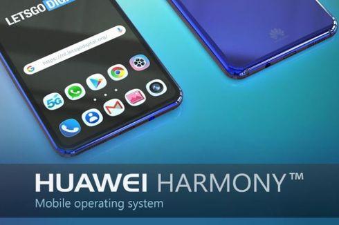 Ini Dia Gadget Pertama Pengusung OS Harmony