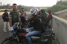 Ngabuburit Sambil Balapan Liar di Tol Cisumdawu Dibubarkan, Puluhan Pemuda Tunggang Langgang
